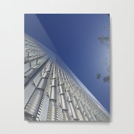 The Tower Anew Metal Print