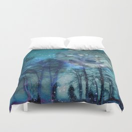 The Wild is Calling Duvet Cover