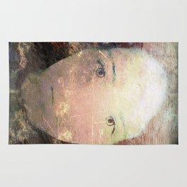 Catalina's Portrait / Retrato artístico de Catalina Rug
