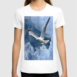 In the storm T-shirt