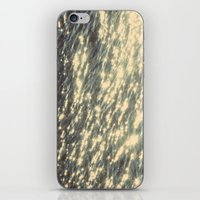 sparkles iPhone & iPod Skins featuring Sparkles  by Julia Kovtunyak