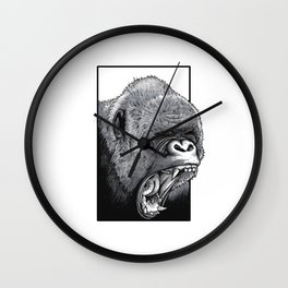Harambe Wall Clock