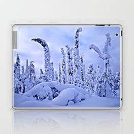 The winter wonderland II Laptop & iPad Skin
