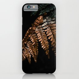 A Change in Nature iPhone Case