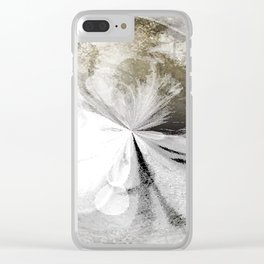 Breath of Frost Clear iPhone Case