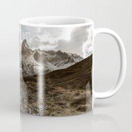 Hiking Torres Del Paine Coffee Mug