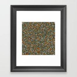 Digicam 6 - Chernobyl Savannah Framed Art Print