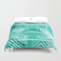 tie dye Duvet Covers featuring Tie Dye  by Jenna Davis Designs