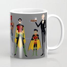 A Bat-Family Affair Coffee Mug