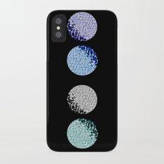 Many Many Moons Slim Case iPhone X