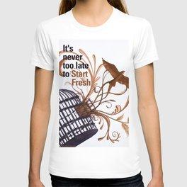 free fledgling T-shirt