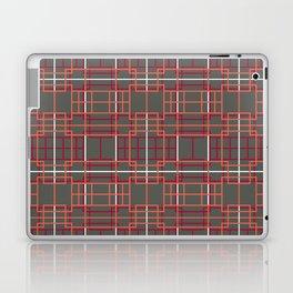 Asian Lattice Design Laptop & iPad Skin