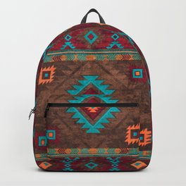 Bohemian Traditional Southwest Style Design Backpack