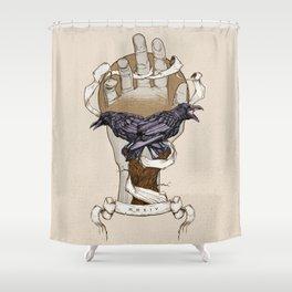 Twenty Fourteen Shower Curtain