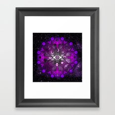 Magic Circle - Yuko Ichihara Framed Art Print
