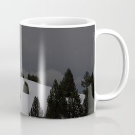 foggy landscape Coffee Mug