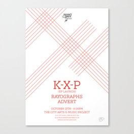 KXP Canvas Print
