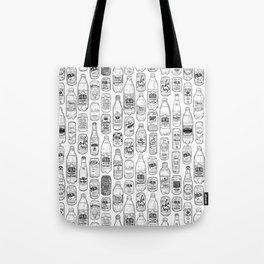 Seltzer Crazy Tote Bag