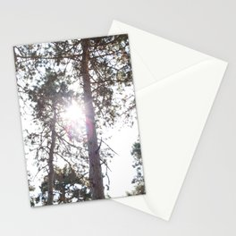 Through the branches Stationery Cards