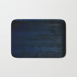 blue door Bath Mat