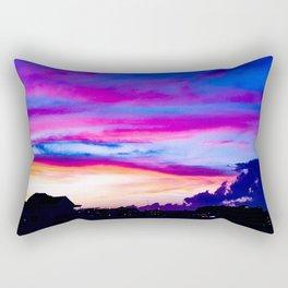 Hampton Sunset Rectangular Pillow