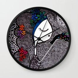 Anastácia Wall Clock