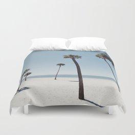 Palm trees 7 Duvet Cover