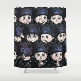 Ryoma Hoshi Shower Curtain