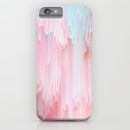 Sweet Glitches iPhone Case