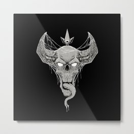 Lickety Split Metal Print