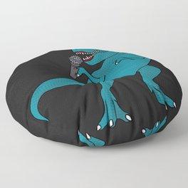 She-Rex Singer Floor Pillow