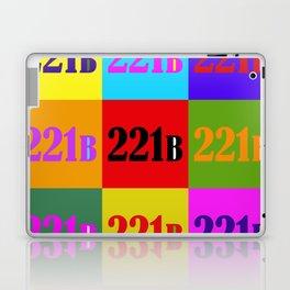 221B Color Block Laptop & iPad Skin