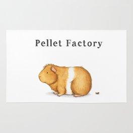 Pellet Factory - Guinea Pig Poop Rug