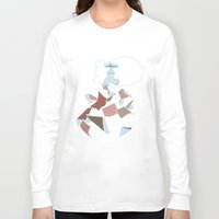 scandal Long Sleeve T-shirts featuring Leak by kras