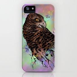 Harriet Owl iPhone Case