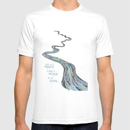 Peace Like A River T-shirt
