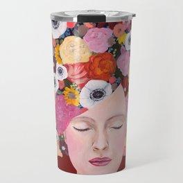 mes pensées Travel Mug