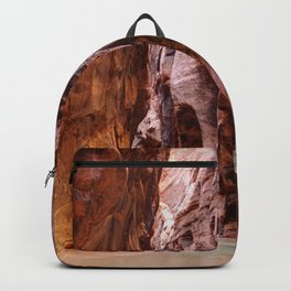 The Narrows Zion National Park Utah Backpack