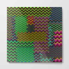 ColorClub 16 Metal Print