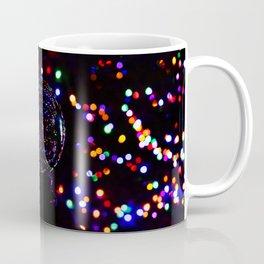 Christmas Light Reflection Coffee Mug