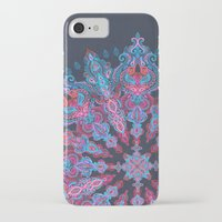 stickers iPhone & iPod Cases featuring Escapism  by micklyn