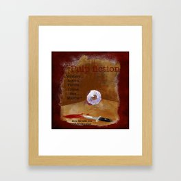 """""""The Pulps"""" How far will you let it take you? Framed Art Print"""