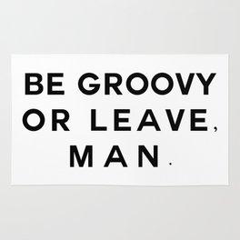 Be Groovy Rug