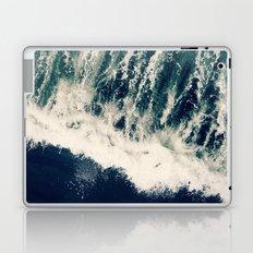 The Ocean Roars Laptop & iPad Skin