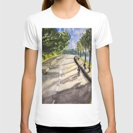 Sunshine in Da Lat Street T-shirt