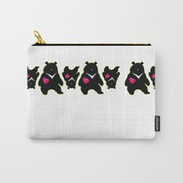 Bear with (V)ictory Carry-All Pouch