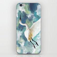 Florida Egret iPhone & iPod Skin