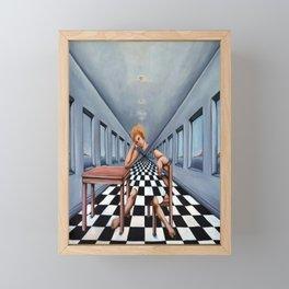 Ennui Framed Mini Art Print