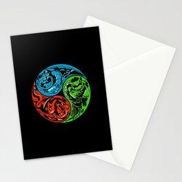 POKéMON STARTER: THREE ELEMENTS Stationery Cards