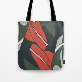 Bellflowers in Colors Tote Bag